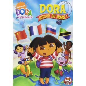 Dora l'exploratrice : Dora autour du monde !