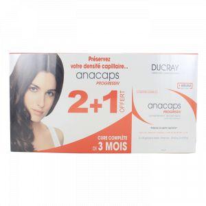 Ducray Anacaps - Progressiv, 3x30 capsules