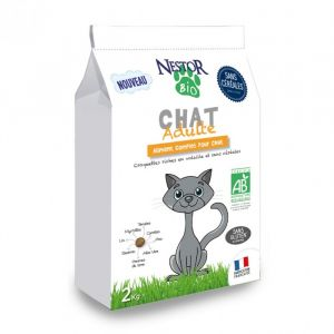 Nestor Bio Croquettes sans Cereale pour Chat