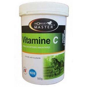 Horse Master Vitamine C (nouvelle formule) Poids - 500 g