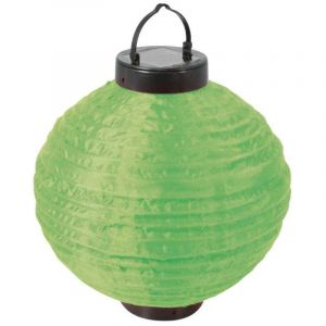 Cogex Suspension - Lampion solaire décoratif 401966 - vert (401996)