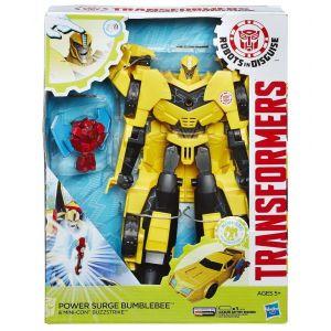 Hasbro Tranformers Rid Power Heroe Bumblebee