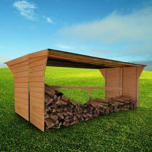 stockage de buches comparer 167 offres. Black Bedroom Furniture Sets. Home Design Ideas
