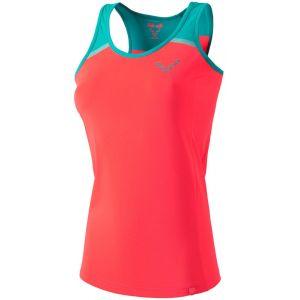 Dynafit Alpine Pro - Débardeur running Femme - rose/turquoise 46/40 T-shirts course à pied