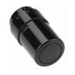 Danfoss RAX Tete thermostatique couleur noire
