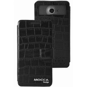 Mocca MDUNIVM2CROCO - Coque de protection universelle pour smartphone taille M