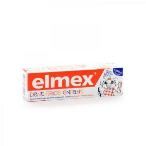 Elmex Dentifrice enfant 2-6 ans au fluor