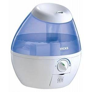 Vicks Coolmist - Mini humidificateur Ultrasonique à vapeur froide