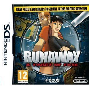 Image de Runaway : A Twist of Fate [PC]