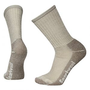Smartwool Hiking Light Crew Chaussettes Homme Taupe FR : XL (Taille Fabricant : XL)