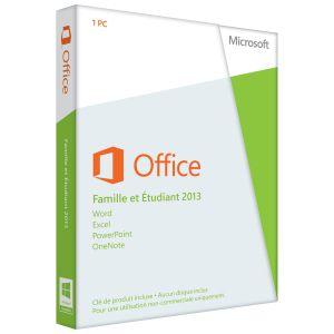 Office Famille et Etudiant 2013 [Windows]