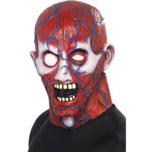 Masque intégral anatomie Halloween