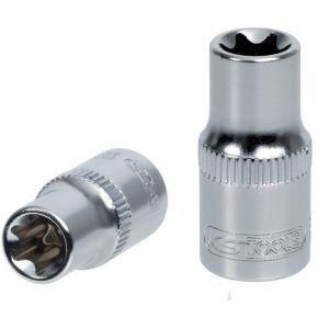 KS Tools Douille ULTIMATE TORX 3/8, E6 - L. 28 mm 922.4014