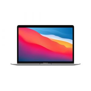 Apple MacBook Air 13'' 256 Go SSD 8 Go RAM Puce M1 Argent Nouveau