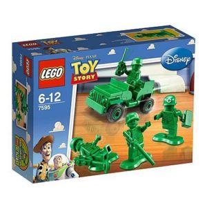 Lego 7595 - Toy Story : Les petits soldats en patrouille