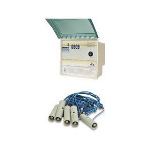 CCEI Coffret électrique LINEO 5 sondes piscine