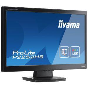 "iiyama ProLite P2252HS-B1 - Ecran LED 22"""
