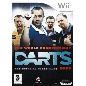 PDC World Championship Darts 2009 [import anglais] [Wii]