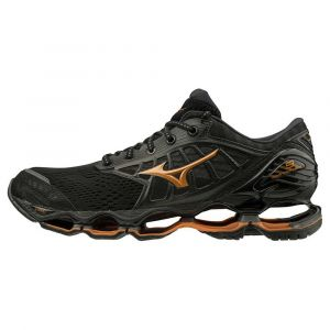 Mizuno Chaussures running wave prophecy 9 noir or homme 41