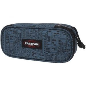 Eastpak Trousse oval navy blocks