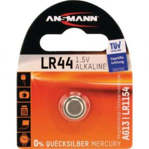 Ansmann Pile Bouton Alcaline LR44
