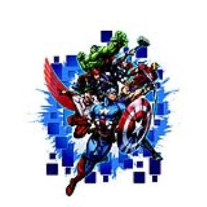 Stickers géant Avengers
