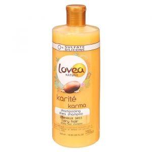 Lovea Karité Karma Shampoing cheveux secs - 500 ml