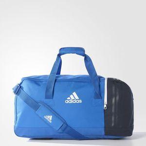 7170272aed Adidas Performance Sac de sport Tiro Bleu Taille M - Comparer avec ...