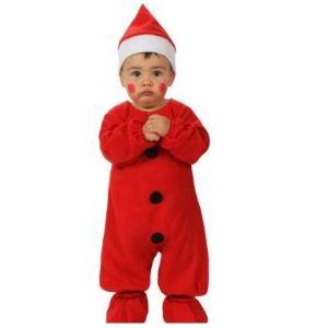 Déguisement Père Noël bébé (0 à 12 mois)