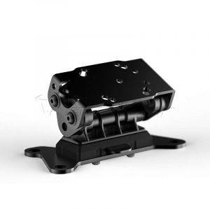 Sw-motech Support GPS QUICK-LOCK noir Kawasaki GTR 1400 07-