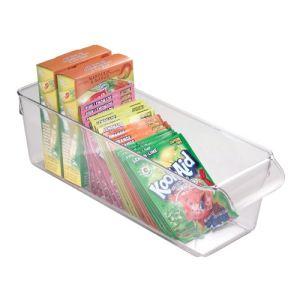 InterDesign Boîte de frigo Linus Pullz 4 Clear