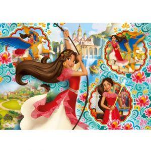 Clementoni Elena d'Avalor - Puzzle 60 pièces Super Color