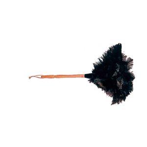 Plumeau Redecker en plumes d'autruche (50 cm)