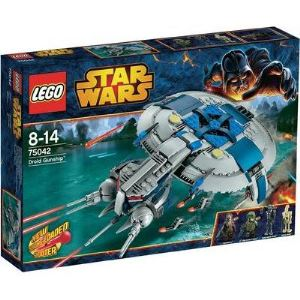 Lego 75042 - Star Wars : Droid Gunship
