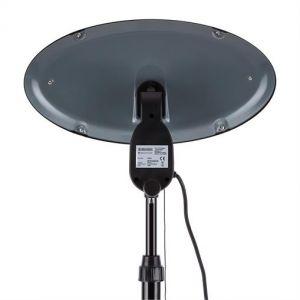 Duramaxx Shiny Hot Roddy - Chauffage d'appoint Infrarouge 1300 Watts