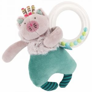 Moulin roty Hochet anneau billes Chat Les Pachats