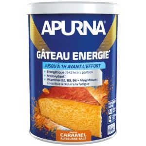Apurna Gateau ENERGETIQUE Diétetique Avant l Effort