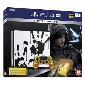 Sony PlayStation 4 Pro (1 To) - Death Stranding Limited Edition