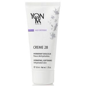 YonKa Paris Crème 28 - Hydratant douceur peaux déshydratées