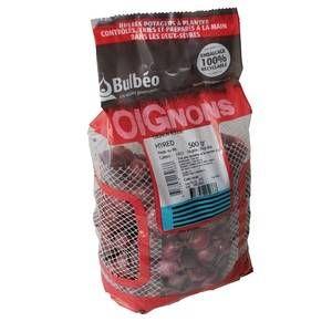 Botanic Bulbes d%u2019oignons rouge hyred 500 g