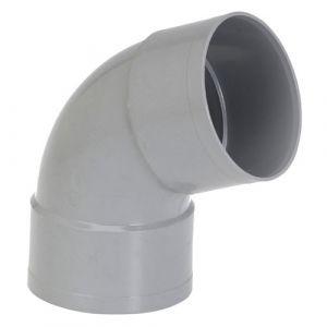 GIRPI Coude PVC 67°30 FF (100) - Ø mm : 100 -
