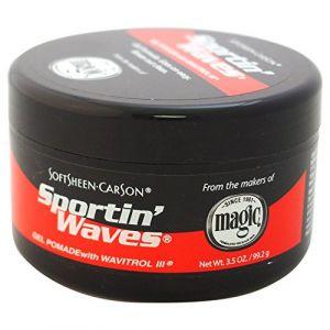 Magic Sportin Waves - Gel pomade en pot 104 ml