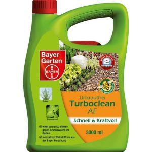 Bayer Jardin Turbo Clean AF Herbicide, incolore, 3 l
