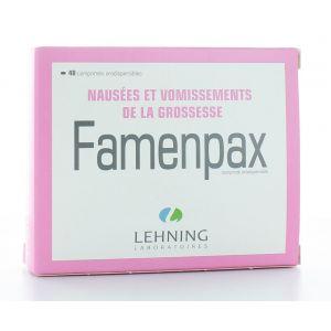 Lehning Famenpax - 40 comprimé orodispersible