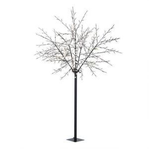 Blumfeldt Hanami WW 250 Arbre lumineux cerisier 600 LEDs - blanc chaud