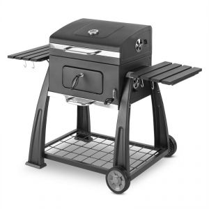 Klarstein Bigfoot - Barbecue à charbon de bois fumoir