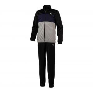 Puma Tricot Suit I B Survêtement Garçon, Black, 152