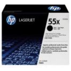 HP CE255X - Toner 55X noir 12500 pages