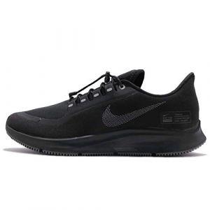 Nike Air Zoom Pegasus 35 Shield Water-Repellent pour Homme - Noir - Taille 44.5 - Male