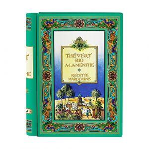 Plant'Asia Coffret thé vert biologique à la menthe Recette Marocaine - 24 sachets